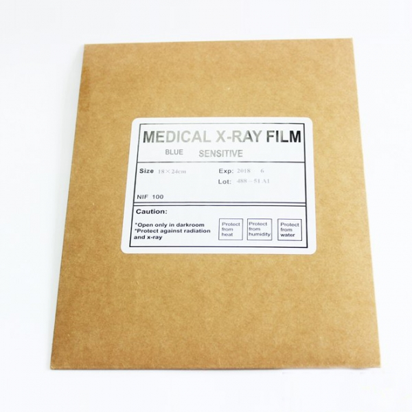 Medical X-Ray Film Blue