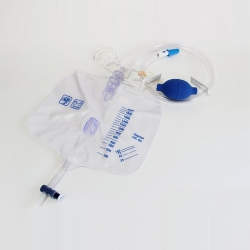 Urinary Drainage Bag With Bulb