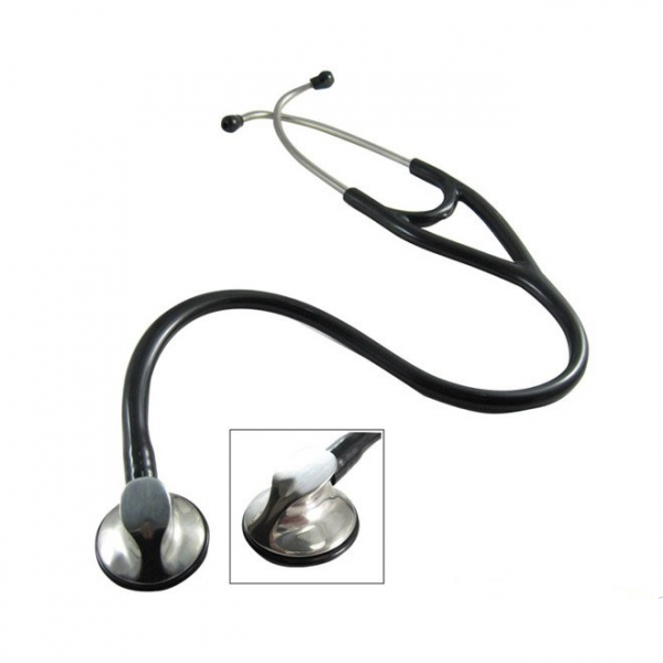 Stainless Steel Single head Stethoscope for Adult