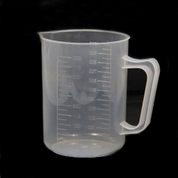 plastic beakers with handle 2