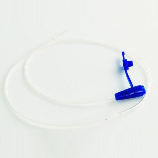 PVC feeding tube