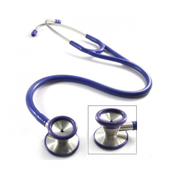 Cardiology Dual-head Stainless Steel Stethoscope