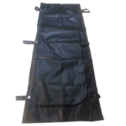 PVC reinforced body bag