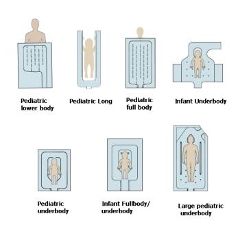 Pediatric Warming Blankets