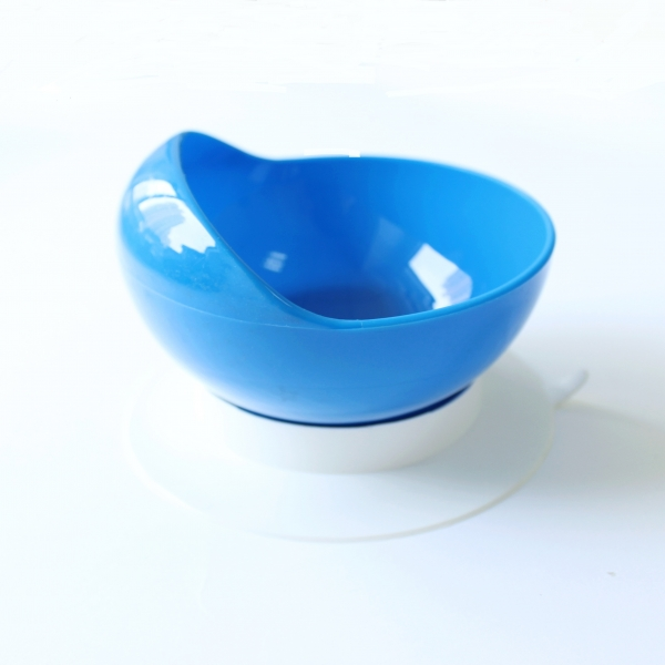 Dining Aid Scoop Bowl with Sunction Base