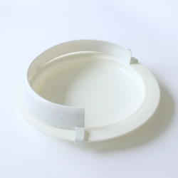 Clip-On Plate Food Guard