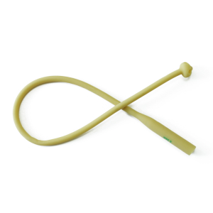 Latex Malecot Catheter